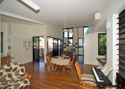 Ventilate living areas with Breezway