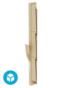 Breezway Altair Louvre standard handle