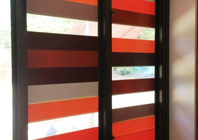 Breezway ios Window System and Coloured Blades