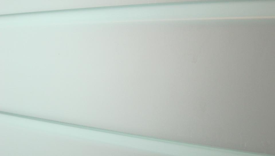 Silkscreen Glass