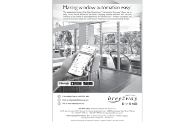 Breezway Features in the Star Newspaper – Going Green