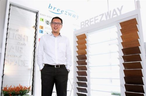 Kelvin Ling from Breezway
